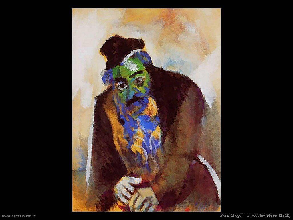 marc_chagall_il_vecchio_ebreo_1912