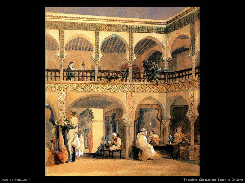 theodore_chasseriau_bazar_in_orleans