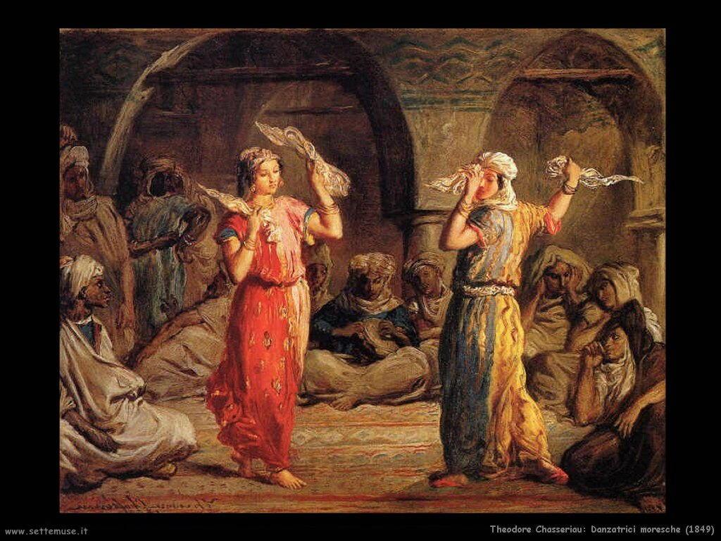theodore_chasseriau_danzatrici_moresche_1849