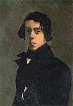 Ritratto di Theodore Chasseriau