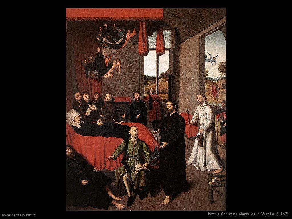 petrus_christus_morte_della_vergine_1467