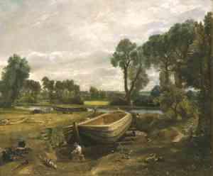 Biografia di John Constable