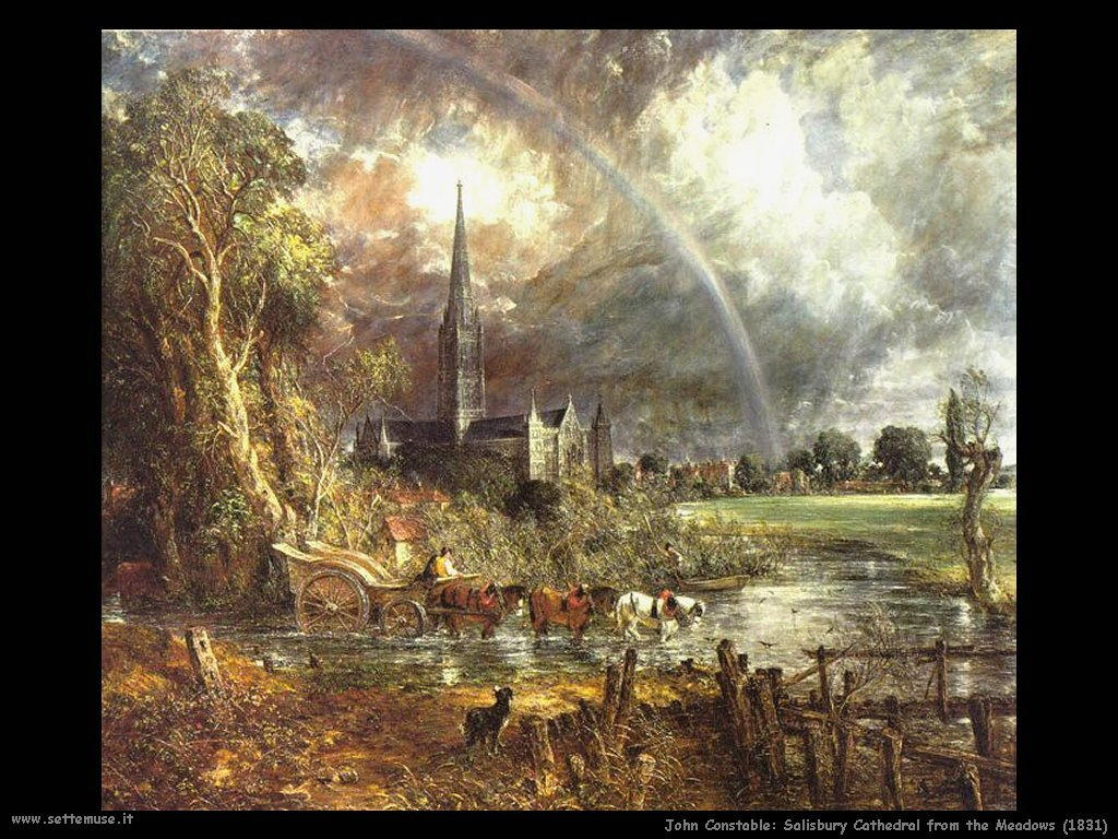010_Salisbury_Cathedral_from_the_Meadows_1831