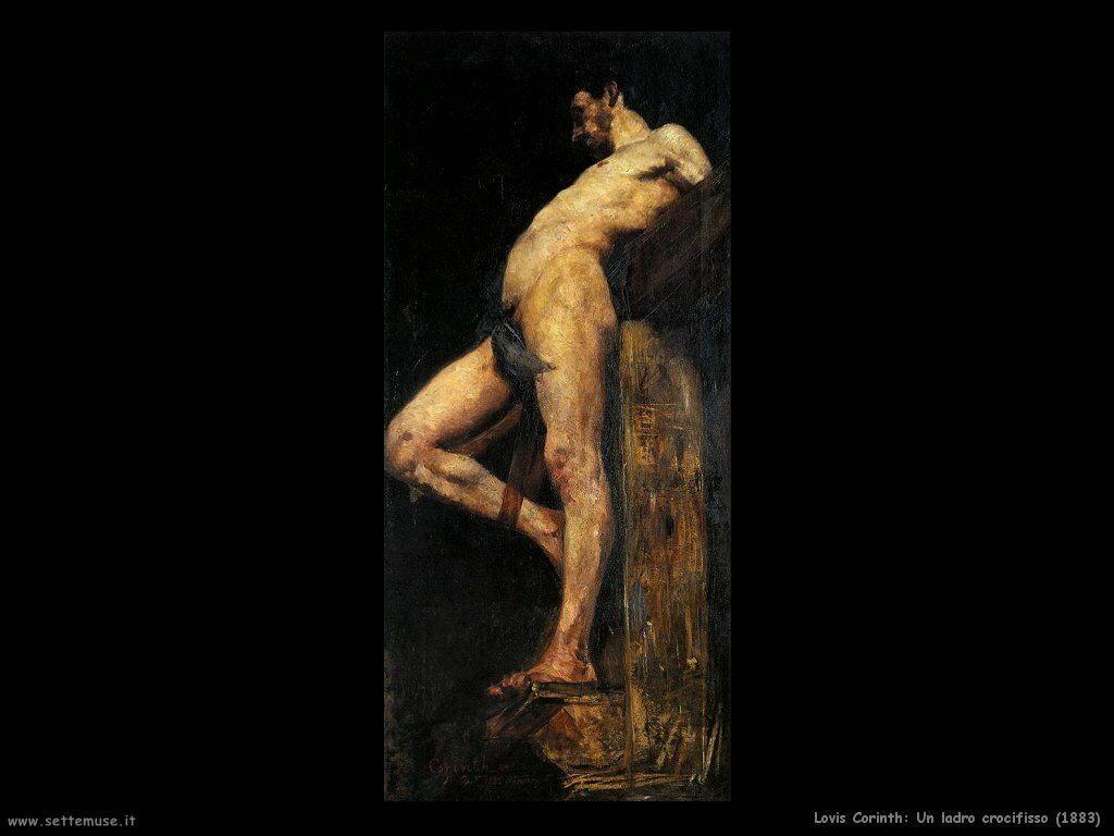 lovis_corinth_ladro_crocifisso_1883