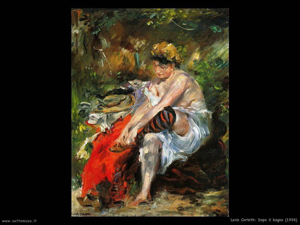 lovis_corinth_dopo_il_bagno_1906