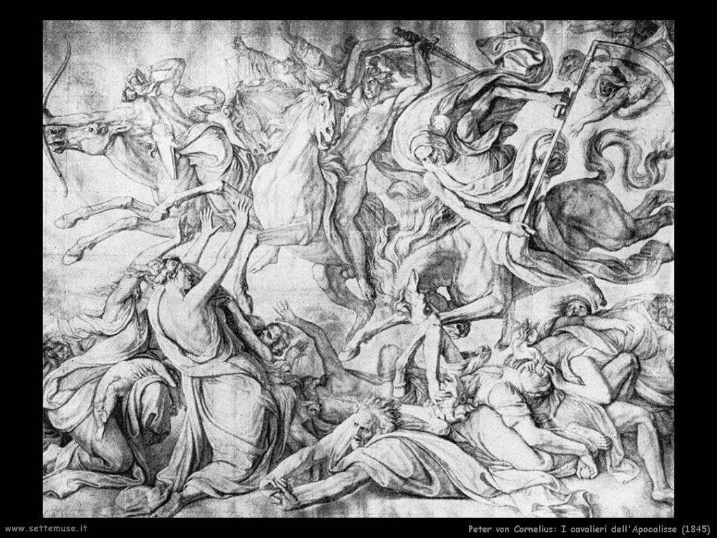 peter_von_cornelius_i_cavalieri_della_apocalisse_1845