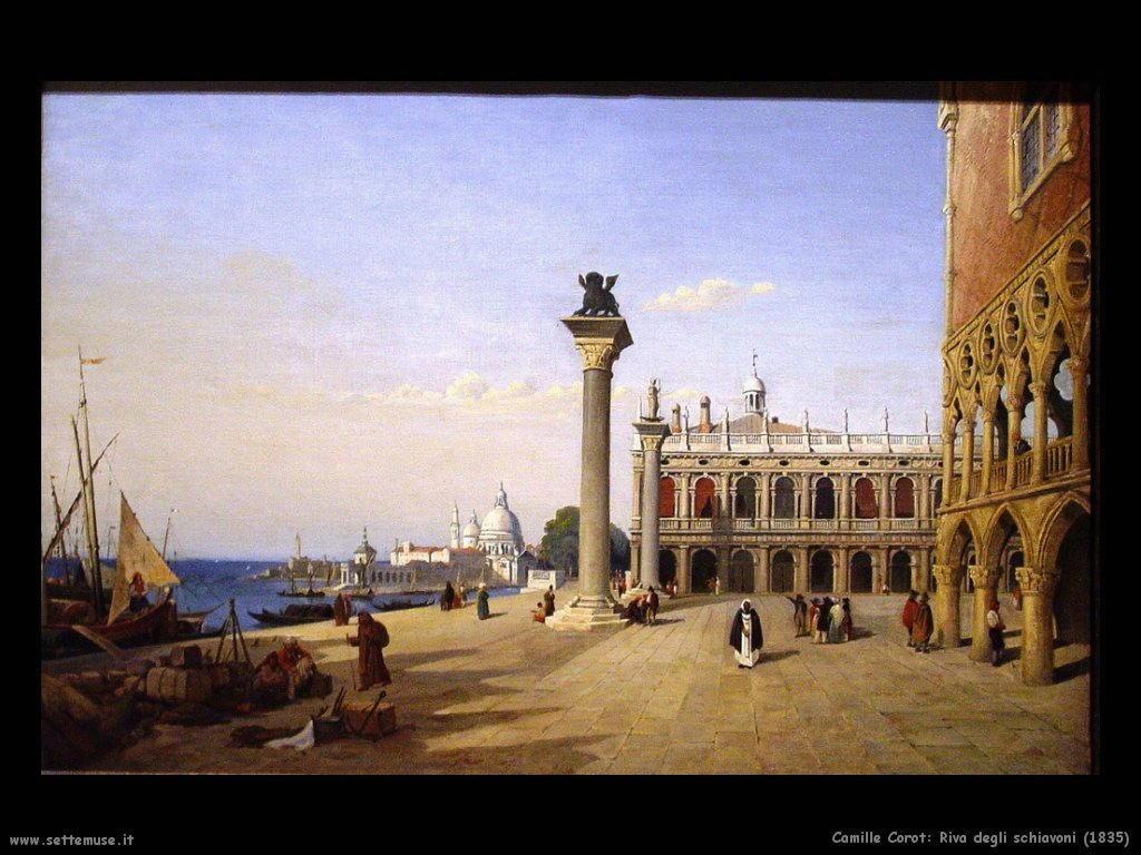 camille_corot_riva_degli_schiavoni_1835