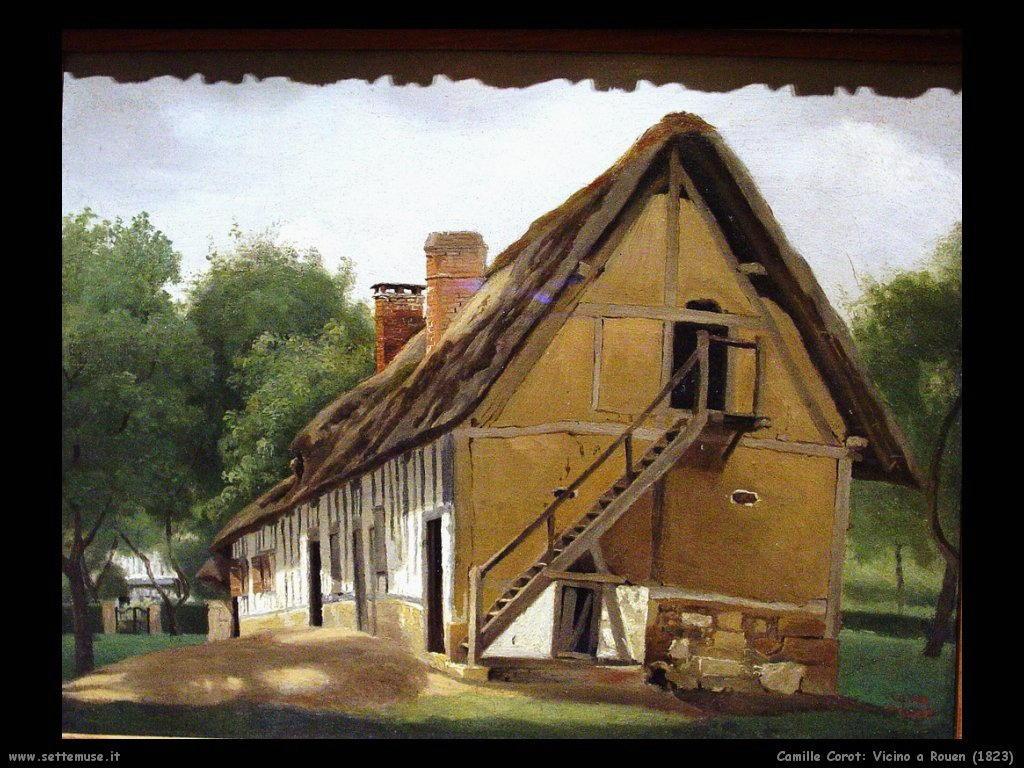 camille_corot_vicino_a_rouen_1823