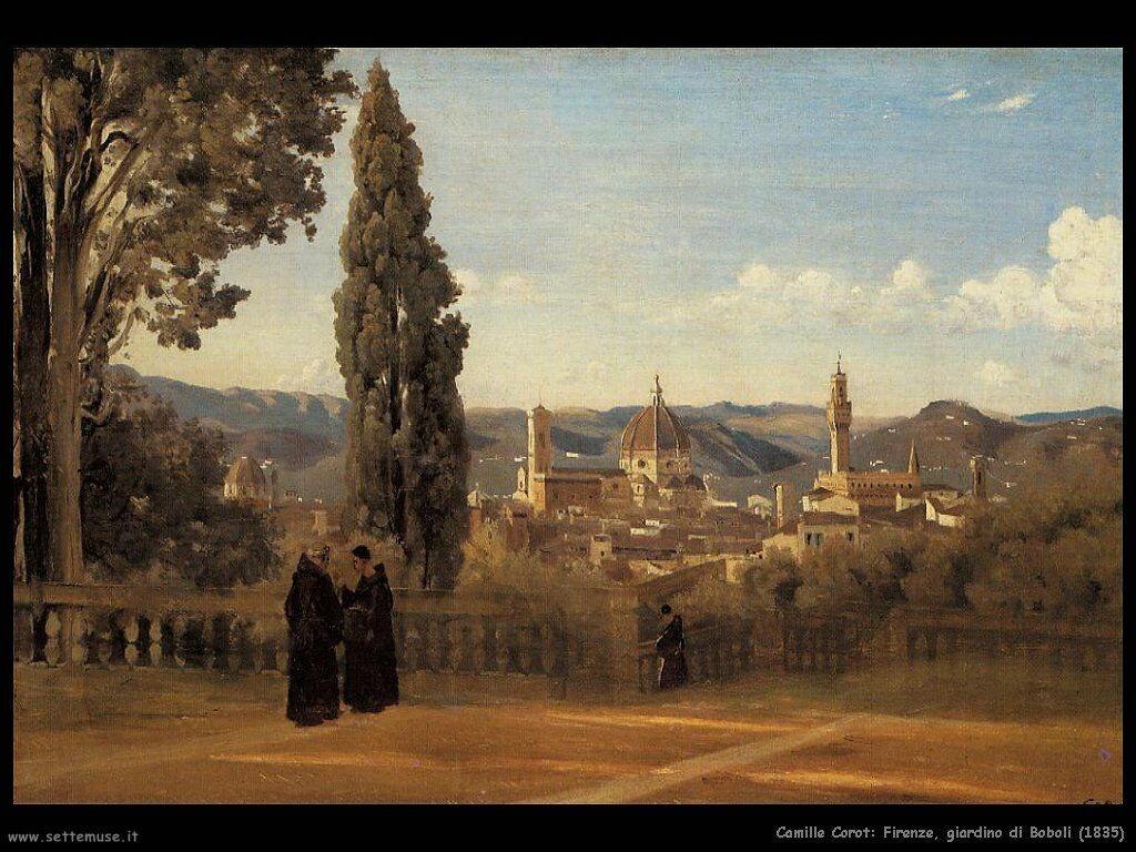 camille_corot_giardino_di_boboli_firenze_1835