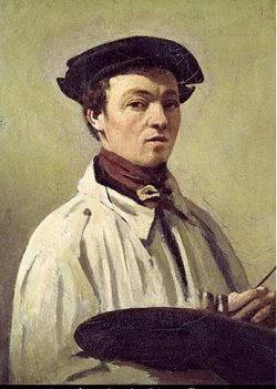 Pittura di Camille Corot