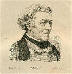 Ritratto di Camille Corot