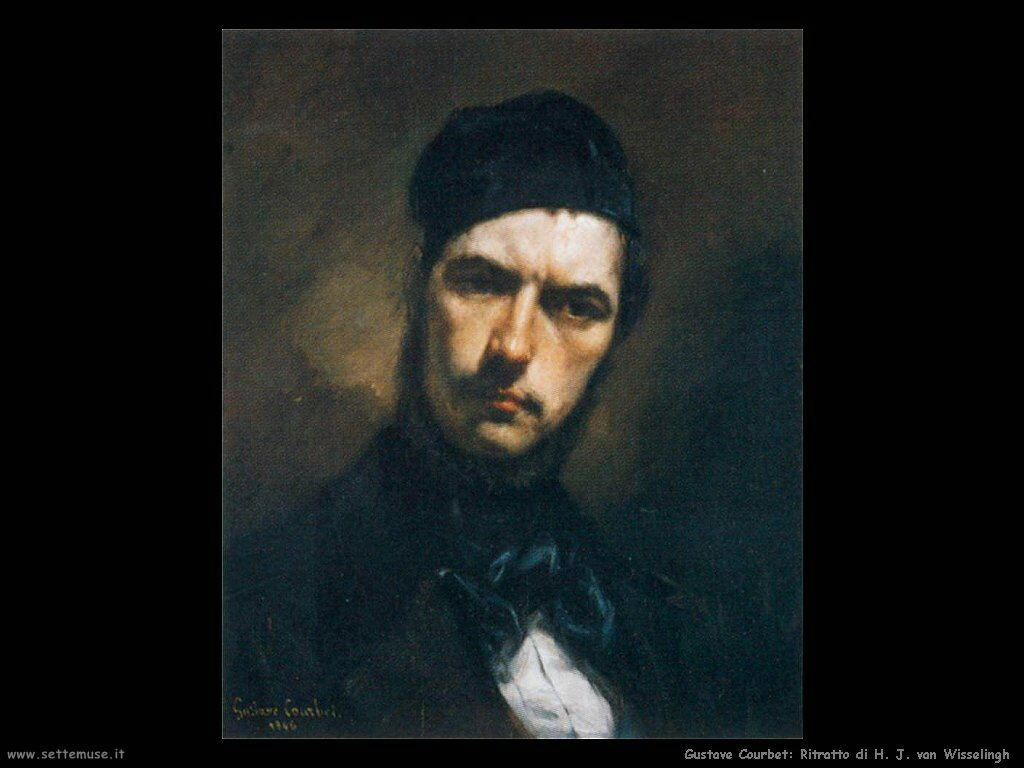 Ritratto di H. J. van Wisselingh