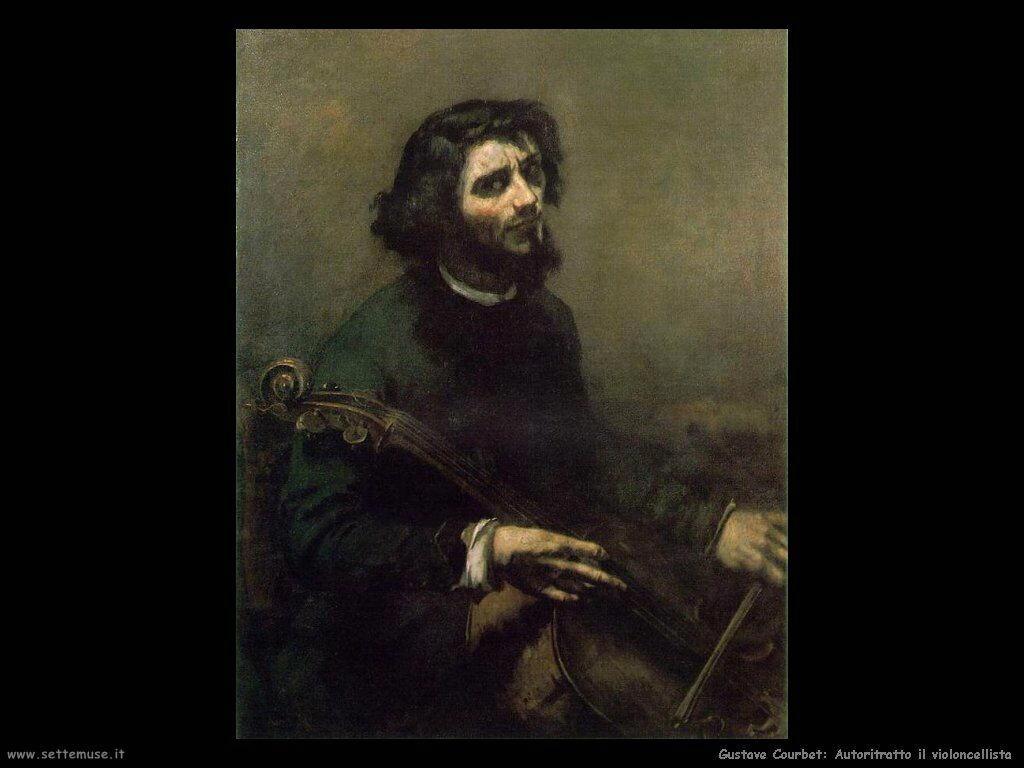 Autoritratto violoncellista