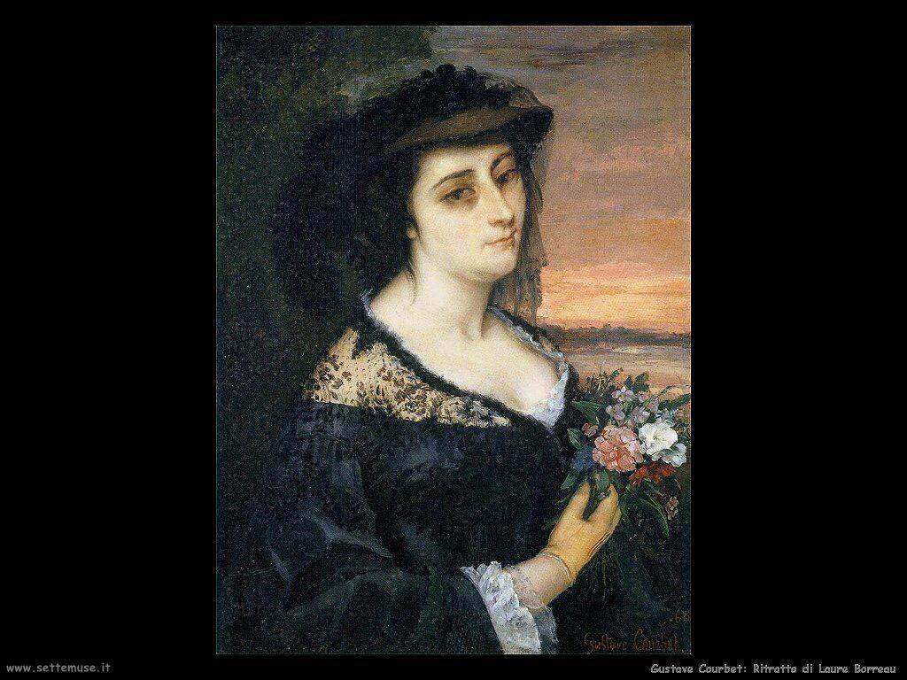 Ritratto di Laure Borreau