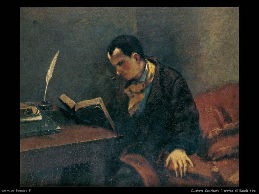 Ritratto di Baudelaire