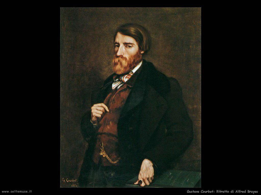 Ritratto di Alfred Bruyas