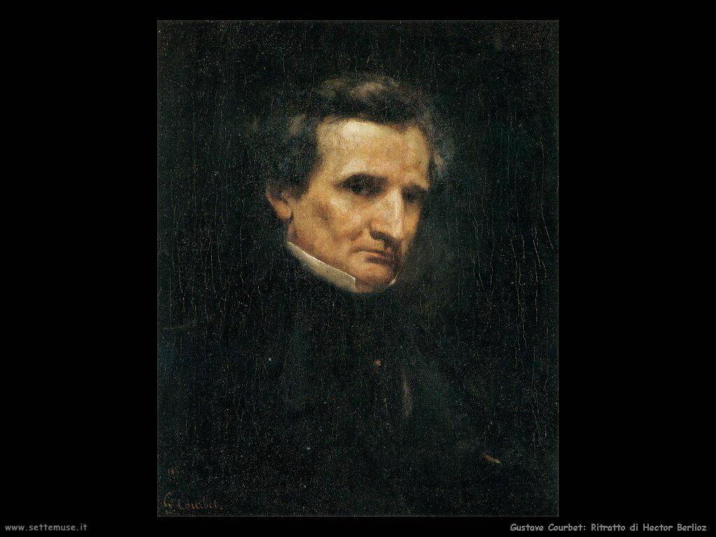 Ritratto di Hector Berlioz