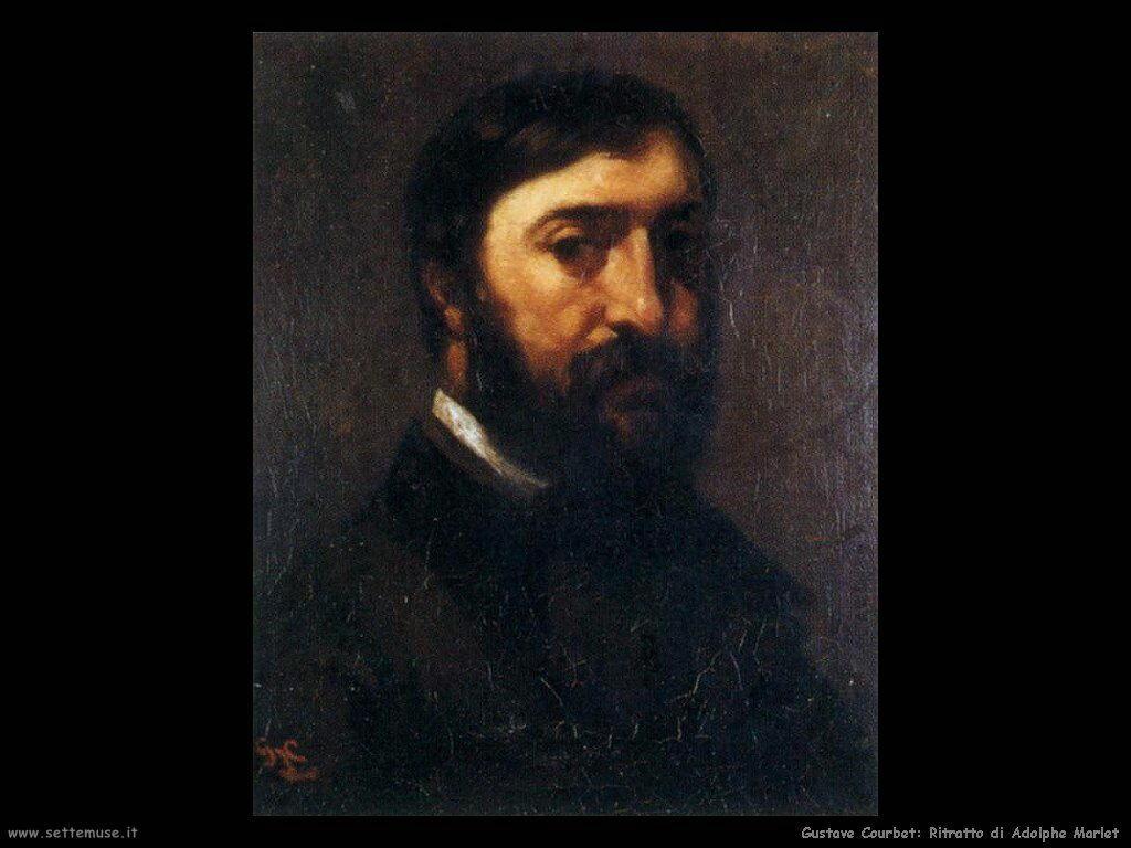 Ritratto di Adolphe Marlet