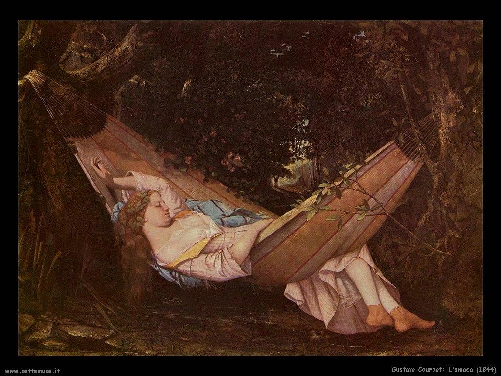 L'amaca (1844)
