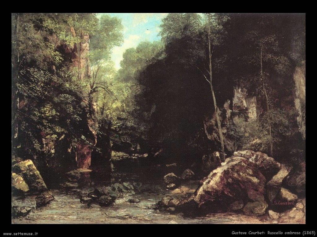 Ruscello ombroso (1865)