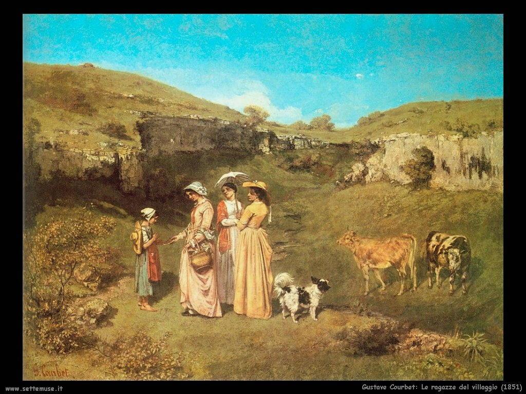 Fanciulle del villaggio (1851)