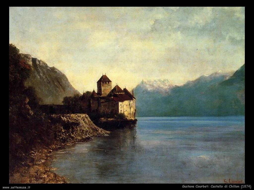Castello di Chillon (1874)
