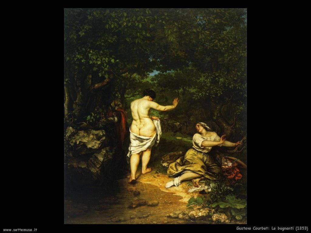 Le bagnanti (1853)