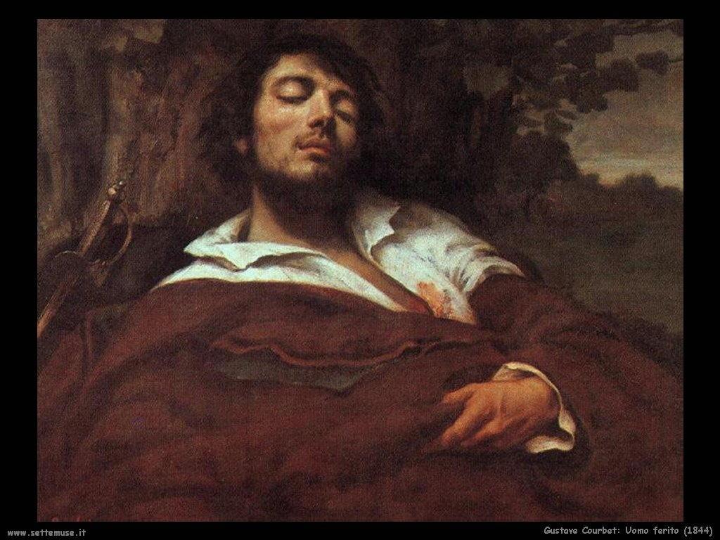 Uomo ferito (1844)
