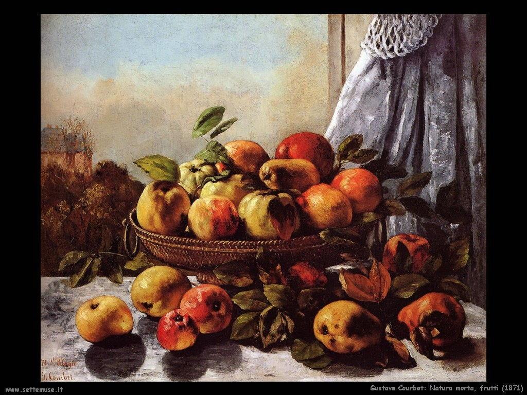 Natura morta con frutti (1871)