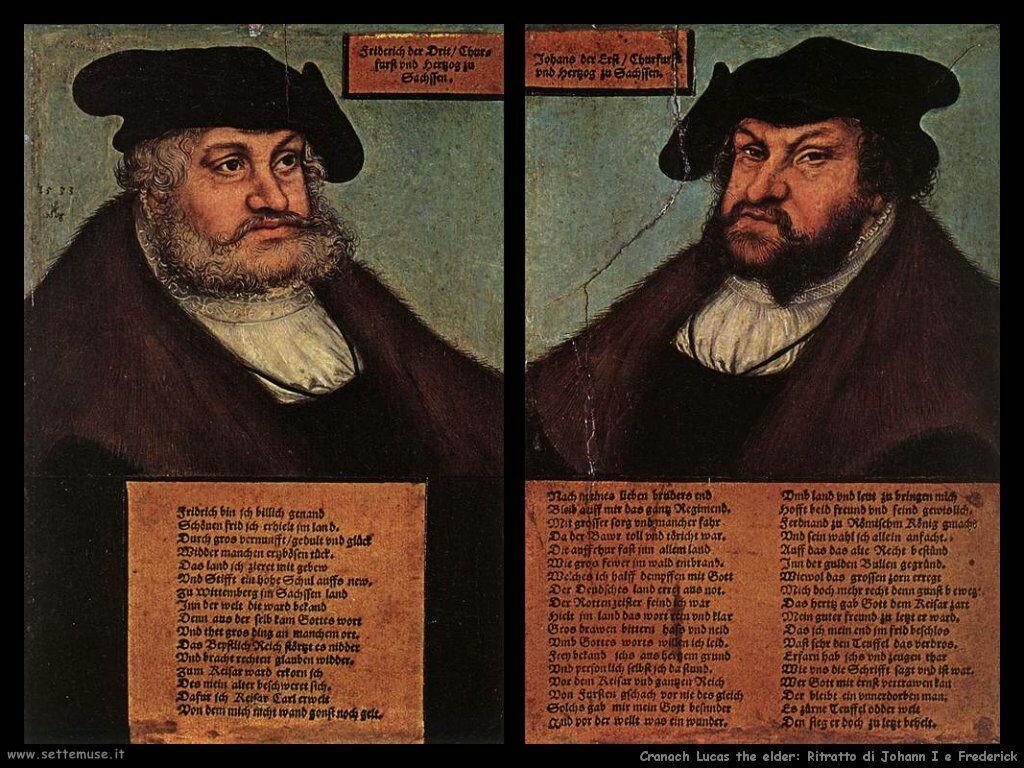 Giovanni I e Federico