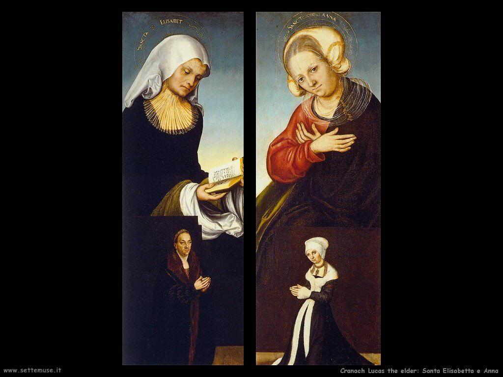 Santa Elisabetta e sant'Anna