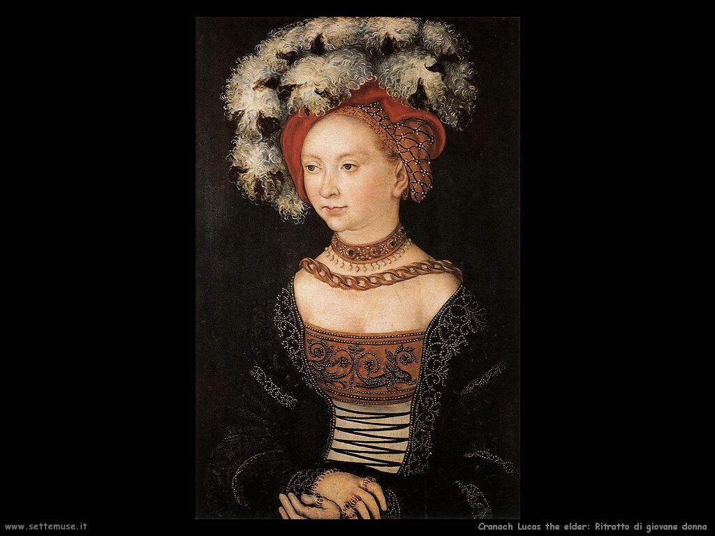 Ritratto di una giovane
