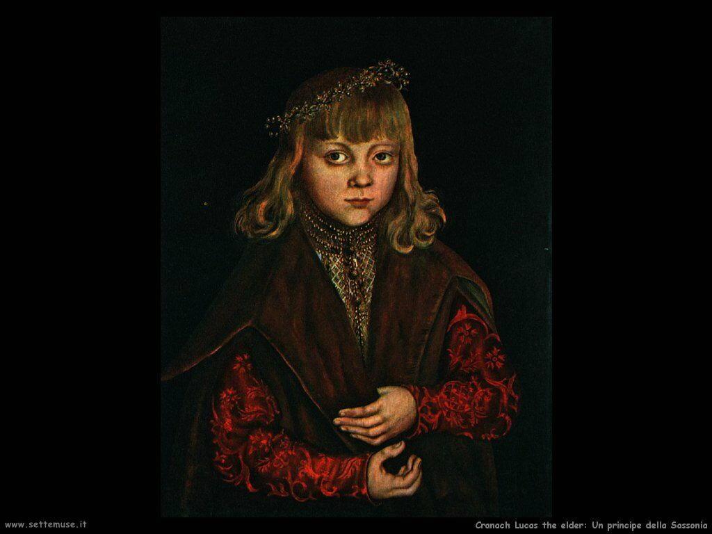 Principe di Sassonia