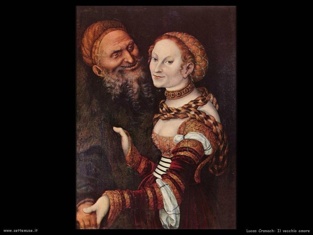 Lucas Cranach_il_vecchio_amore