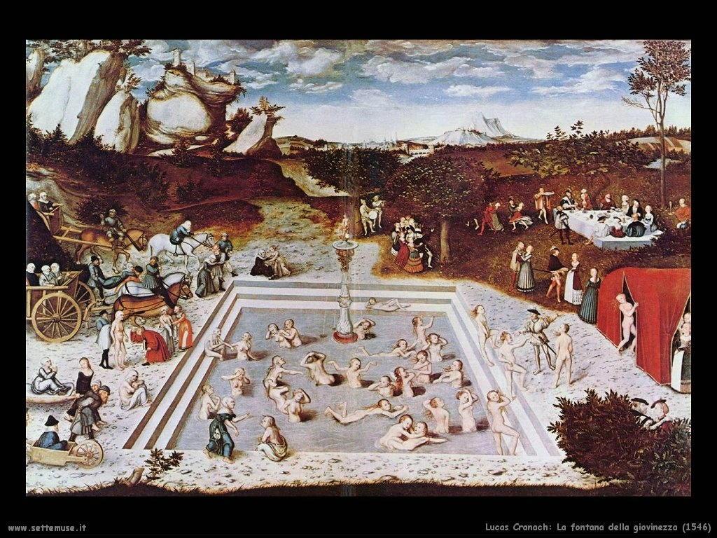 Lucas Cranach_la_fontana_della_giovinezza_1546
