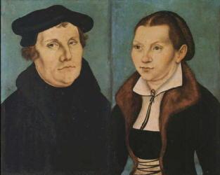 Ritratto di Lucas Cranach il Vecchio