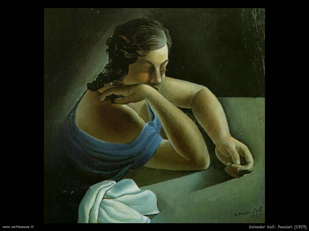 Salvador Dalì_pensieri