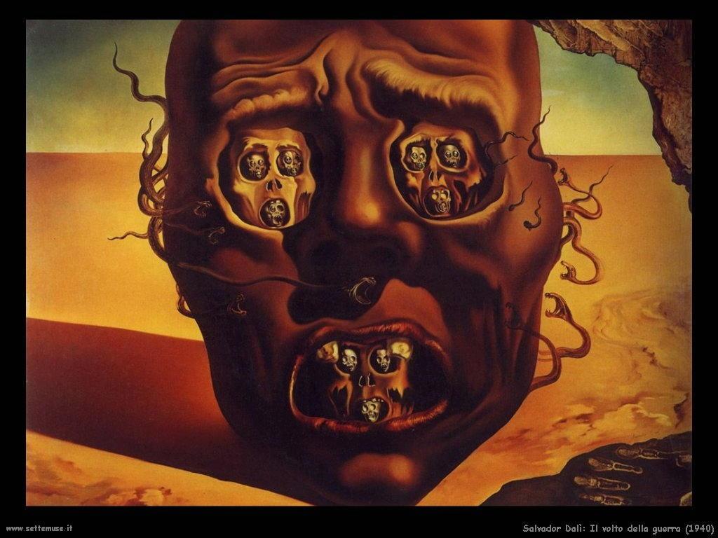 Salvador Dalì_il_volto_della_guerra