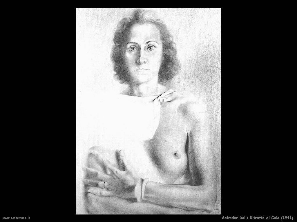 Salvador Dalì ritratto_di_gala