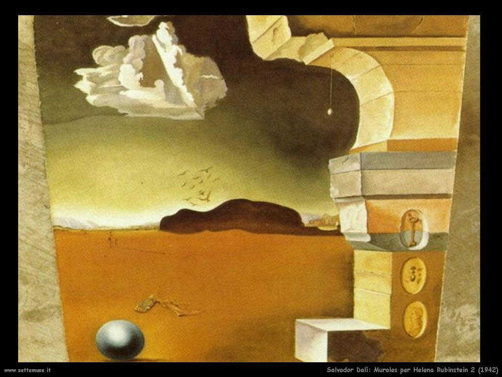 Salvador Dalì_murales_per_helena_rubinstein_2