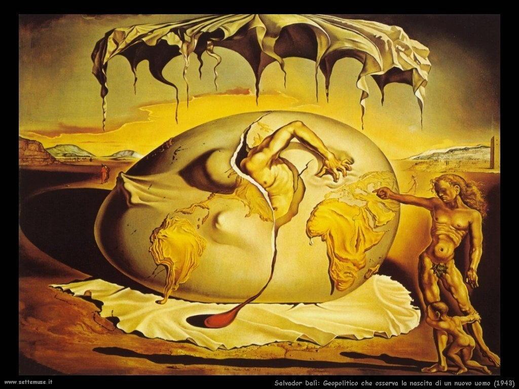 Salvador Dalì_geopolitico_e_la_nascita_nuovo_uomo