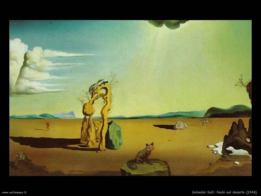 Salvador Dalì nudo_nel_deserto