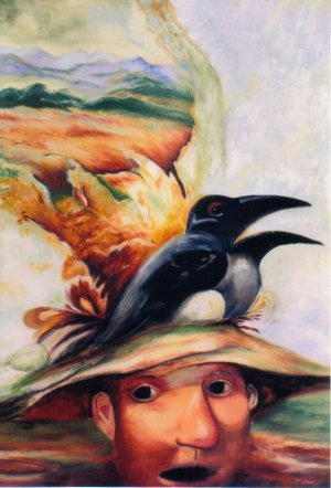 Pittura di Alexander Daniloff