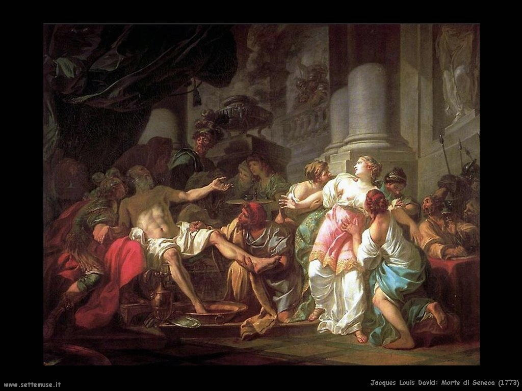 jaques louis david essay Student's name instructor's name course title date the death of socrates by jacques-louis david introduction the death of socrates (1787) is an oil-on-canvas painting by jacques-louis david.