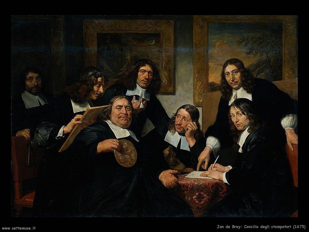 jan_de_bray_004_concilio_degli_stampatori_1675