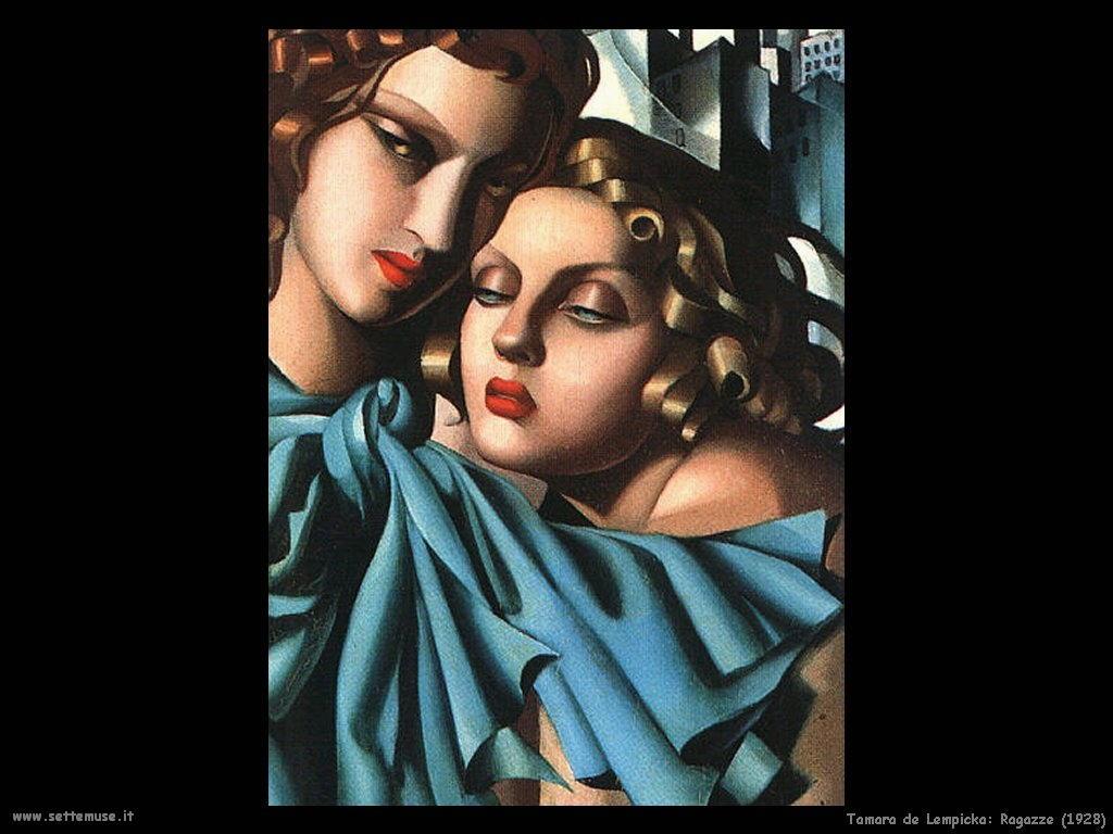tamara_de_lempicka_ragazze_1928