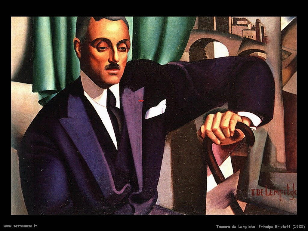 tamara_de_lempicka_principe_eristoff_1925