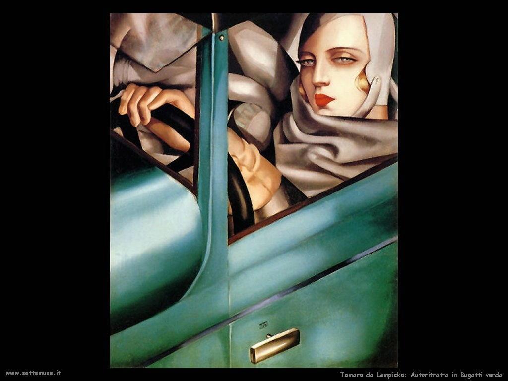 tamara_de_lempicka_autoritratto_in_bugatti_verde_1925