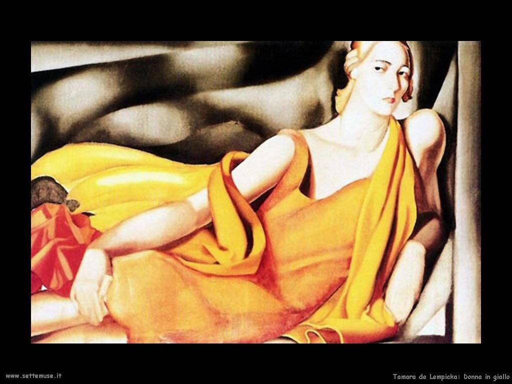 tamara_de_lempicka_donna_in_giallo