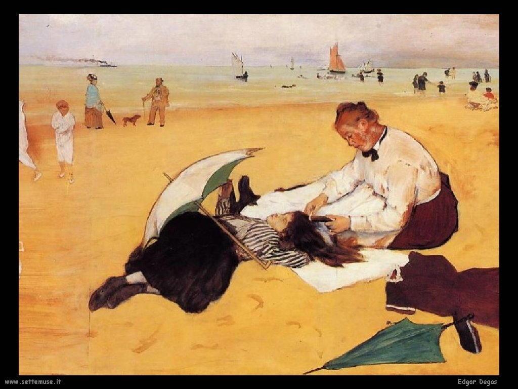 Edgar Degas _in_spiaggia_1876